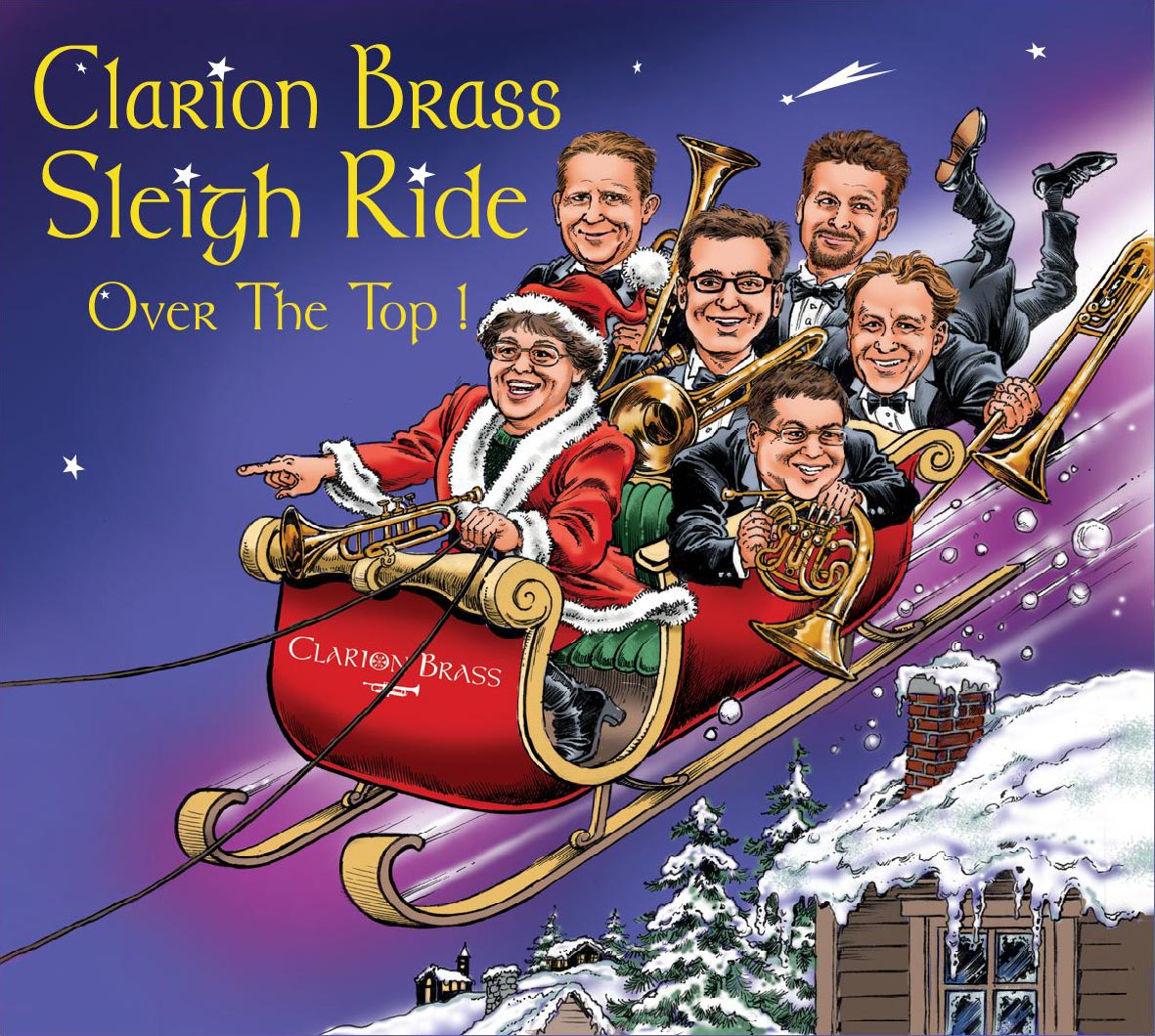 Clarion Brass Christmas 2021 Clarion Brass Events